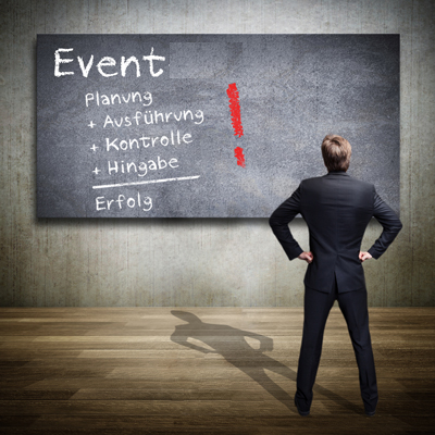 event planung